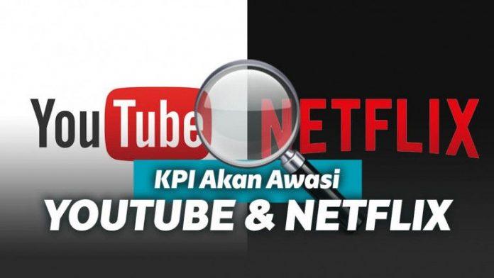 Menkominfo Menanggapi Wacana KPI Awasi Konten YouTube dan Netflix.