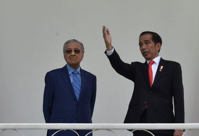Jokowi dan PM Malaysia Sepakat Hadapi Diskriminasi Produk Sawit.