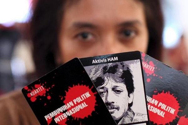 Aktivis HAM Munir Tewas Diracun.