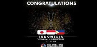 Indonesia Jadi Tuan Rumah Kejuaraan Dunia Bola Basket 2023.