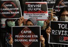 Jokowi Masih Ada Opsi Untuk Bisa Batalkan Revisi UU KPK.