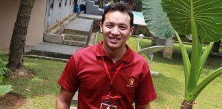 Moreno Soeprapto, Mantan pembalap nasional yang kini menjadi anggota legislatif DPR RI dari Partai Gerindra.