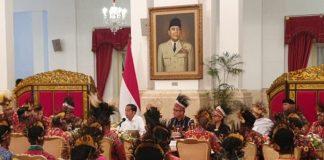Pertemuan Jokowi dengan Tokoh-Tokoh Papua, DPR Mengapresiasinya.