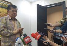 Wakil Presiden Jusuf Kalla (JK).