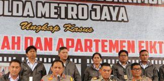 Polisi Ungkap Jaringan Pemalsuan Sertifikat Tanah.