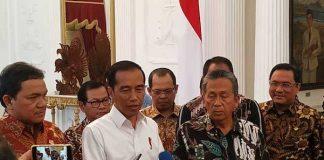 Dua Kali Jokowi Nyatakan Tolak Batalkan UU KPK Hasil Revisi, Kenapa?