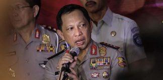 KapolriJenderal Pol. Muhammad Tito Karnavian.