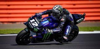 Pembalap Tim Monster Energy Yamaha,Maverick Vinales.