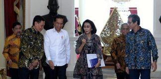 Pansel Setor 10 Nama Capim KPK ke Jokowi.