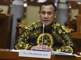 Ketua KPK periode 2019–2023, Irjen Firli Bahuri.
