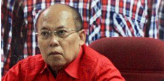 Anggota DPRD DKI Jakarta dari Fraksi PDIP, Pantas Nainggolan.