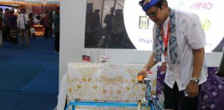 Dosen UGM Buat Mesin Batik Tulis