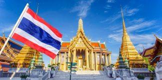 Bendera Thailand Diresmikan.