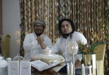 Pasangan bakal Calon Bupati dan Wakil Bupati Pandeglang, Krisyanto dan Hendra Pranova.