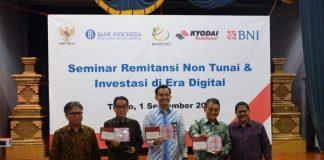 BNI Gandeng BI Edukasi Pekerja Migran Indonesia di Tokyo.