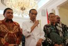 Jokowi: Imam Nahrawi Mengundurkan Diri dari Menpora.