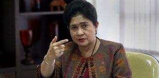 Menteri Kesehatan, Nila F Moeloek