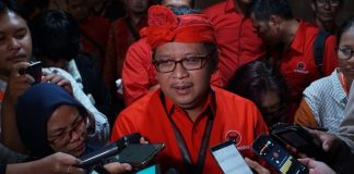 Politisi Senior PDIP Hasto Kristiyanto