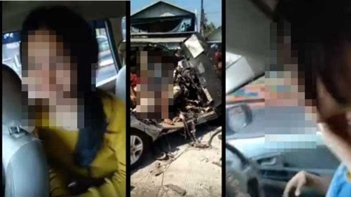 Viral Video Candaan Sebelum Terjadi Kecelakaan Maut di Nganjuk.