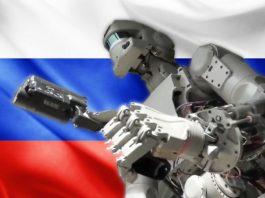 Russian Super Robot FEDOR.