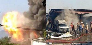 Penyebab Ledakan di Mako Brimob versi Mabes Polri.