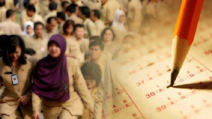 Pemerintah Buka Lowongan Kerja 197.111 Calon PNS.