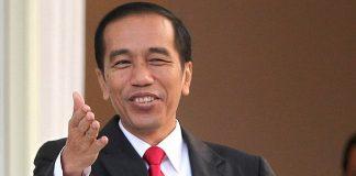 Presiden RI, Joko Widodo.
