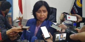 Politikus Partai Nasdem, Irma Suryani Chaniago.