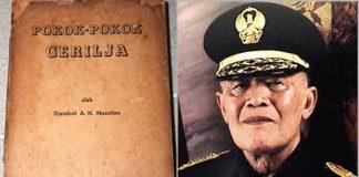 Jenderal Besar TNI (Purn) Abdul Haris Nasution.