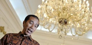 Pesan Jokowi di Tahun Baru Hijriah.