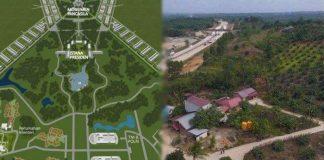 Jokowi Berencana Jual Tanah di Ibu Kota Baru ke Individu.
