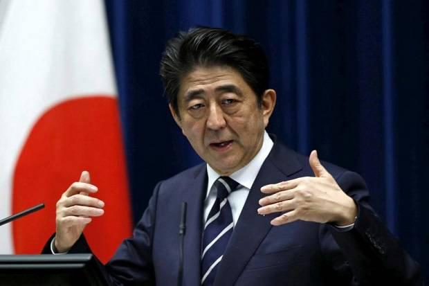 Perdana Menteri (PM) Jepang Shinzo Abe.