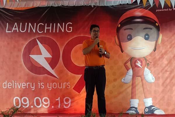 Layanan Baru Pos Indonesia Q9, Yakin Bisa Gaet 500.000 Paket Per Hari.