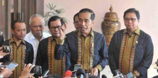 Instruksi Jokowi untuk Atasi Karhutla di Riau.