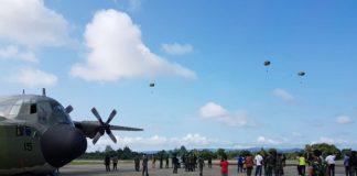 TNI Gelar Latihan PPRC di Jayapura dan Wamena.