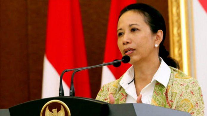 Menteri Badan Usaha Milik Negara (BUMN), Rini Marini Soemarno.
