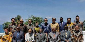Menteri BUMN Rini M Soemarno melakukan kunjungan ke Negara Afrika Timur, Zanzibar.