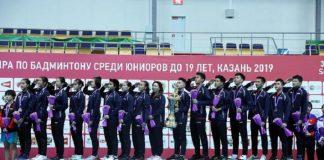 Ganda Putra dan Beregu Juara Dunia Prestasi Luar Biasa Indonesia.