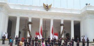 anggotaKabinet Indonesia Majuperiode 2019-2024.