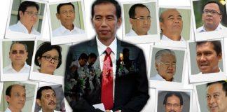 Siapa Saja Calon Menteri Kabinet Jokowi-Amin?