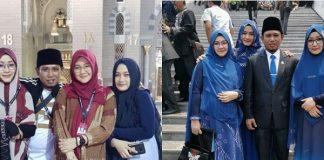 Rukun dan Kompak, Resep Tiga Istri Anggota DPR Lora Fadil.