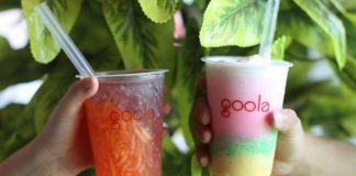 Goola minuman tradisional khas Indonesia.