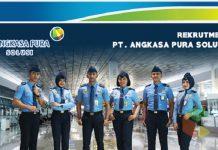 Lowongan Kerja PT Angkasa Pura Solusi (APS) Oktober 2019.