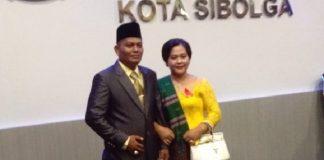 Mandapot Pasaribu kader Dewan Pimpinan Wilayah (DPW) Partai Persatuan Indonesia (Perindo) Kotamadya Sibolga, Provinsi Sumatera Utara.