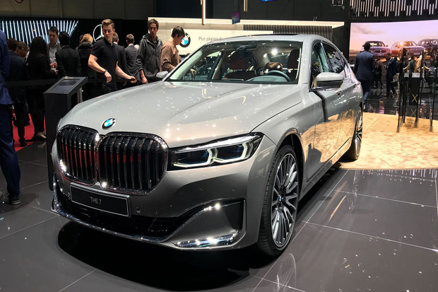 BMW Indonesia Luncurkan The New 7.
