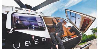 Penyedia layanan taksi udara Uber dan Blade menghadapi kompetitor baru di Amerika Serikat (AS).