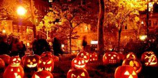 Halloween, Perayaan Tradisi Celtic Kuno Warga Amerika.