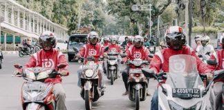 Sekitar 5 ribu pengemudi dari aplikasi ojek online Bonceng bakal berkonvoi keliling Jakarta.