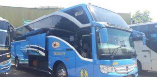 Bus Perusahaan Umum DAMRI.