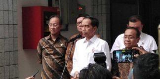 Jokowi Perintahkan Koordinasikan Pengamanan Pejabat.